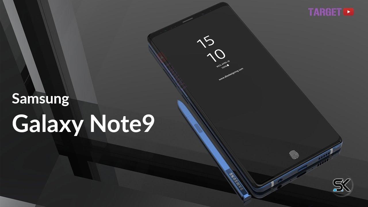 FlashStock Firmware onSamsung Galaxy Note9 SM-N9600
