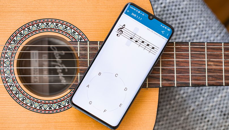 Best Instrument learning apps for smartphone