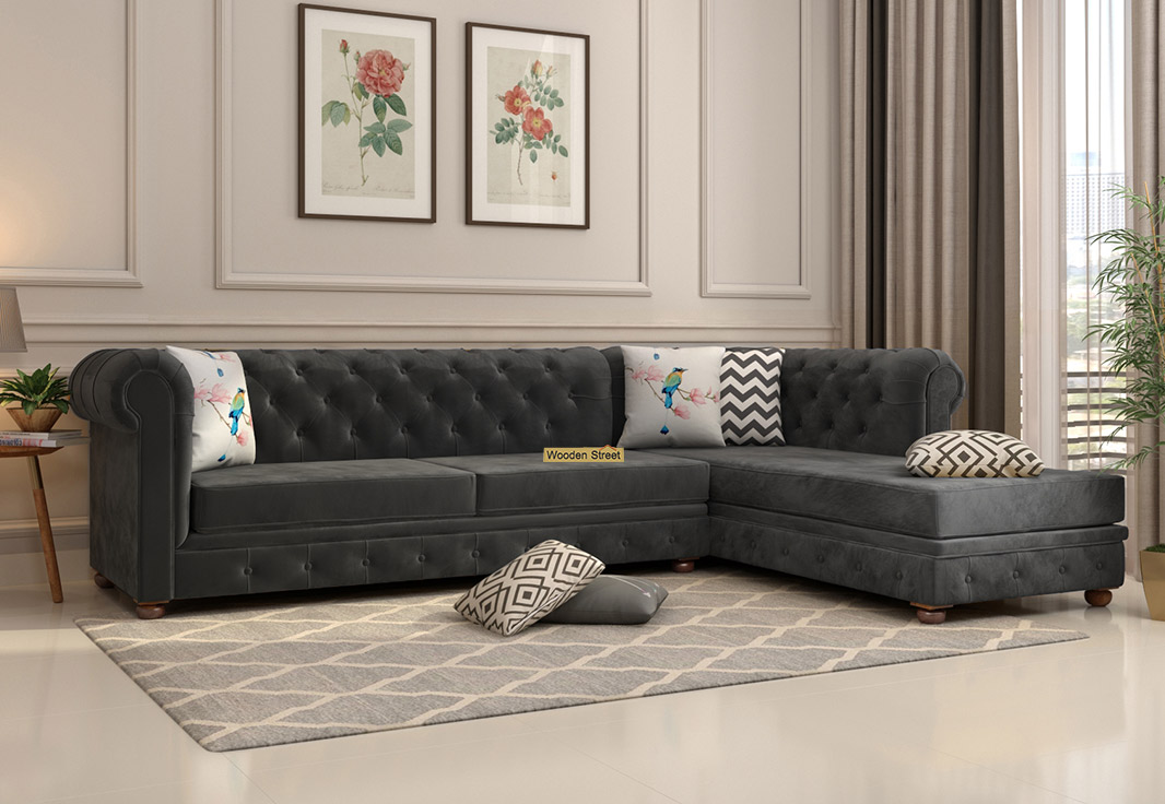 Reasons Why You Should Buy an L-Shaped Sofa