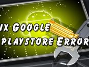 Fix Google Playstore errors on HTC Phone