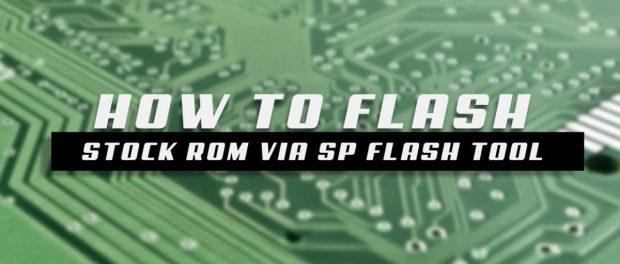 How to FlashStock Rom onDoov A3