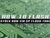 How to FlashStock Rom onEvertek EverMellow D45