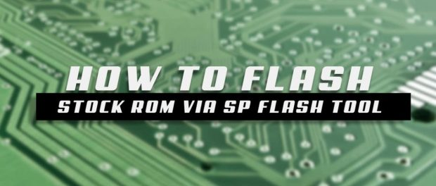How to Flash Stock Rom on Fotola Y5