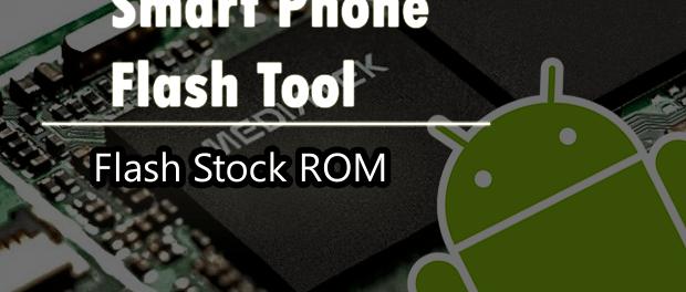 FlashStock Rom onGionee Pioneer P3S