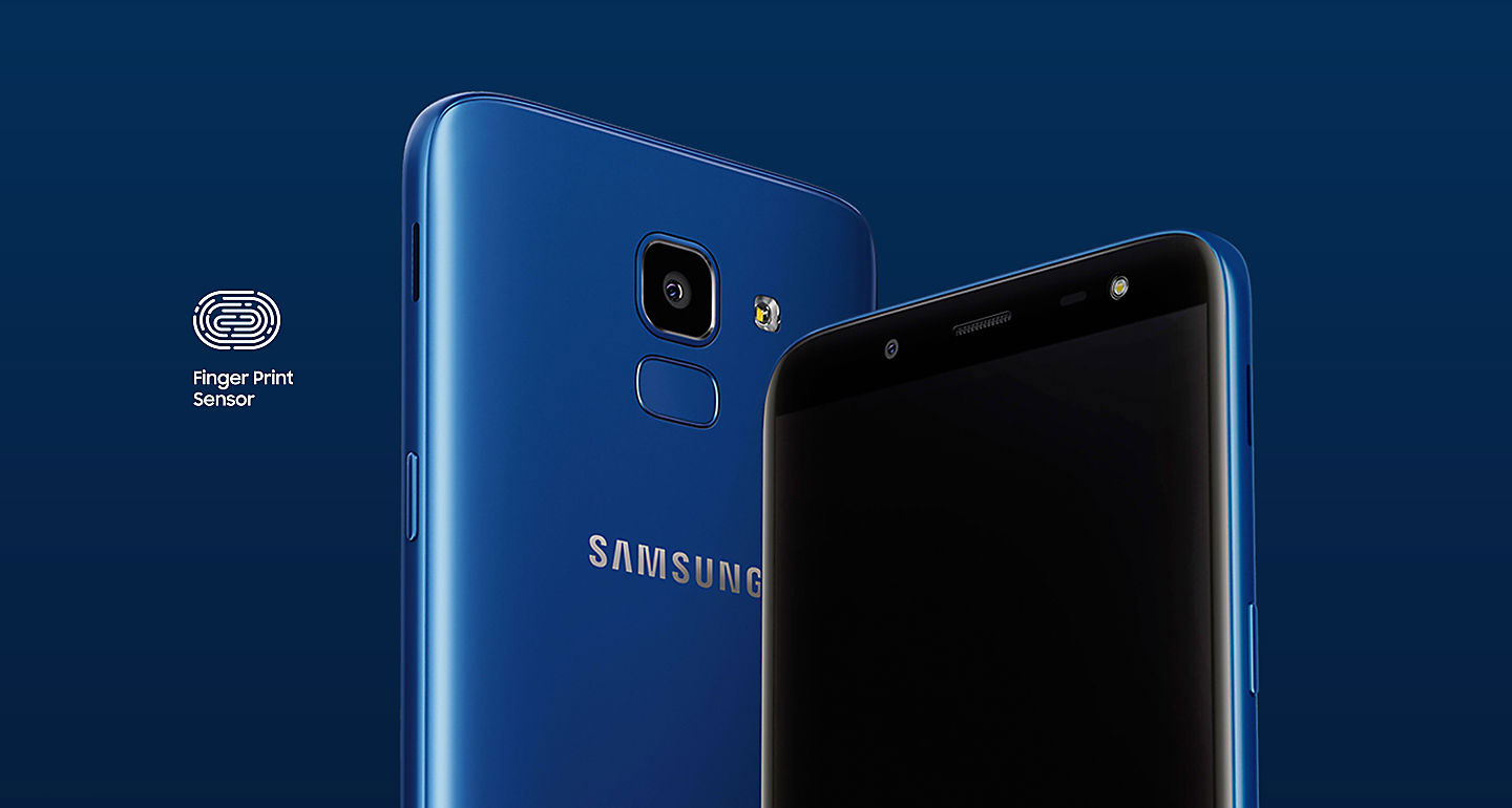 How to Hard reset Samsung Galaxy J6 Plus - step by step with Picture