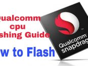 Flash Stock Rom on Lenovo S5 Pro