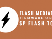 Flash Stock Rom on Lenovo A8-50F MT6735 S000030